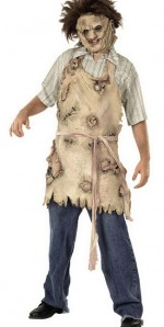 Leatherface Latex Apron